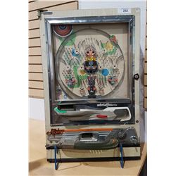 TABLE TOP PACHINKO MACHINE