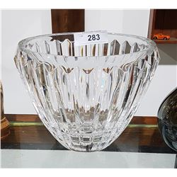 LARGE ROYAL DOULTON CRYSTAL BOWL