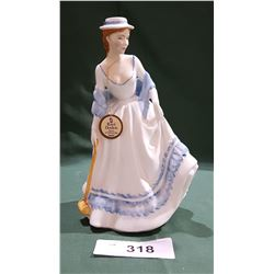 ROYAL DOULTON SUMMERTIME FIGURINE