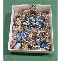 LOT OF VINTAGE ESTATE JEWELRY
