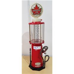 SUPERTEST GASOLINE PUMP BEVERAGE DISPENSER