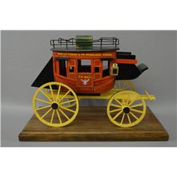 Wells Fargo Stage coach by Oscar Cortez