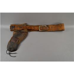 Western Holster and Ammo belt