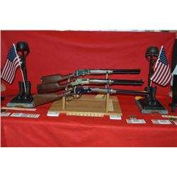 "Choice of Henry Rifle all proceeds support "" America celebrate Honor & serve"""