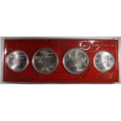 CANADA OLYMPIC COIN SET / XXI OLYMPIC GAMES