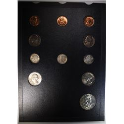 1955 P-D-S Eleven Coin UNCIRCULATED Mint Set