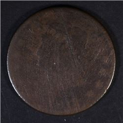 1812 LARGE CENT, AG WITH SCRATCH
