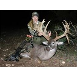 3-Day Texas Trophy Whitetail & Exotics Hunt with trophy fee credits