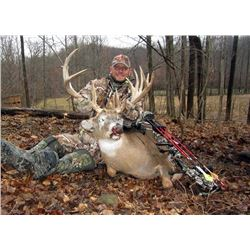 Ohio Whitetail hunt for 2 with $4000 credit