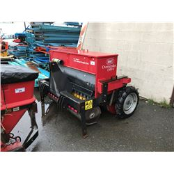REVEXIM CHARGER HOUSE OVERSEEDER  MODEL#1500A