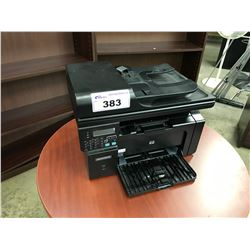 HP M1212 MULTIFUNCTION PRINTER