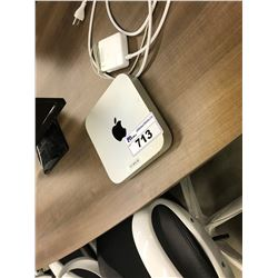 APPLE MAC MINI, MODEL A1347, 8 GB RAM, SERIAL NUMBER C07N8166DY3H
