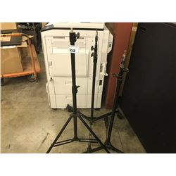 LOT OF ASSORTED LIGHTING TRIPODS