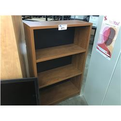 DARK MAPLE 48'' BOOK CASE