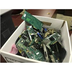 LOT OF ASSORTED PCIE CARDS FOR MAC PRO