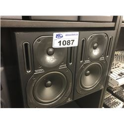 PAIR OF BEHRINGER TRUTH B2030A SPEAKERS