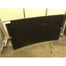 "55"" SAMSUNG CURVED TV (PARTS ONLY)"