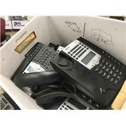 LARGE LOT OF ASSORTED USED PHONE HANDSETS