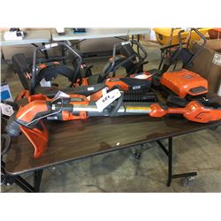 HUSQVARNA 136LIL ELECTRIC WEED EATER - NO BATTERY