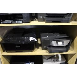 CANON MX922 PRINTER AND HP OFFICEJET 6968 PRINTER