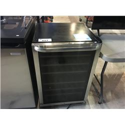 FRIGIDAIRE STAINLESS STEEL WINE COOLER