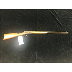 WINCHESTER LEVER ACTION 38-55 RIFLE SERIAL #58555