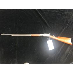 WINCHESTER MODEL 1890 PUMP ACTION 22 RIFLE