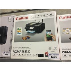 CANON PIXMA TR8520 ALL IN ONE PRINTER