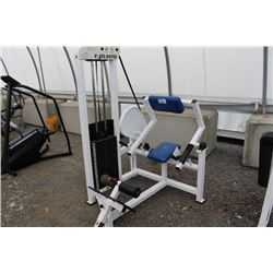 ATLANTIS BACK EXERCISE MACHINE
