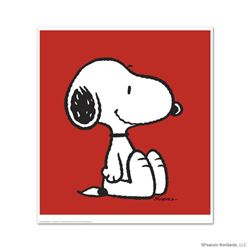 Snoopy - Red by Peanuts