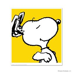 Snoopy - Yellow by Peanuts