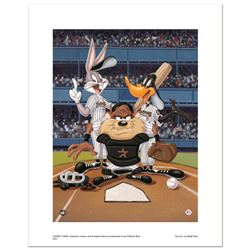 At the Plate (Astros) by Looney Tunes