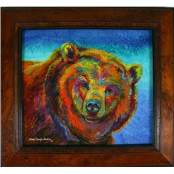 """When Bear Wears Turquoise"" by Nancy Dunlop Cawdrey"