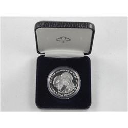 Princess of Wales - Lady D Silver Coin and Marshal