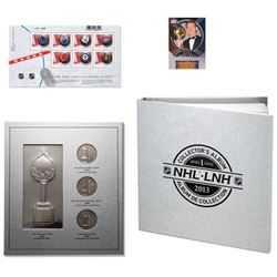 2013 NHL Collector's Album Series 1. Brand New in