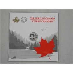 2017 $3 The Spirit of Canada - Pure Silver Coin