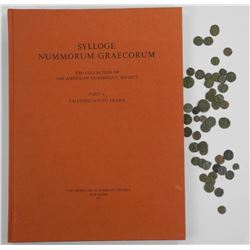 50x Ancient Coin. Includes American Numismatic Soc