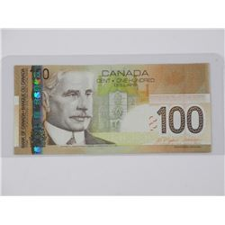 Bank of Canada '2004' One Hundred Dollar Note