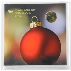 Peace and Joy - UNC 5 Coin in Folio, Special Issue