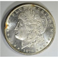 1878-S MORGAN DOLLAR BU PROOF LIKE
