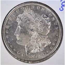 1878-S MORGAN DOLLAR GEM BU