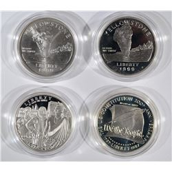 3-Commemorative Coin Sets