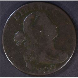 1800 LARGE CENT VG