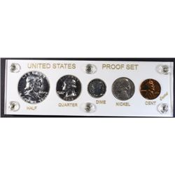 1954 PROOF SET IN CAPITOL HOLDER