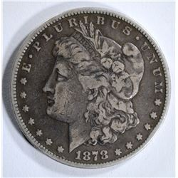 1878-CC MORGAN DOLLAR FINE