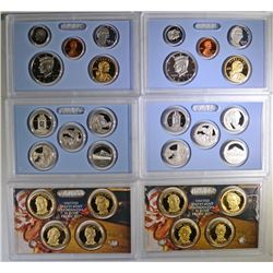 (2) 2010 United States Proof Sets.