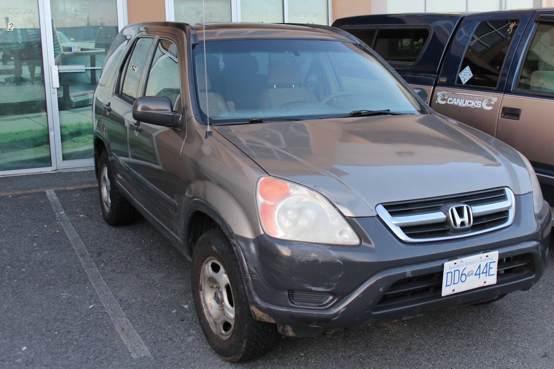 2003 Honda Crv 144000 Miles 2wd Automatic With Keys And Registration Cr V Image 1 4