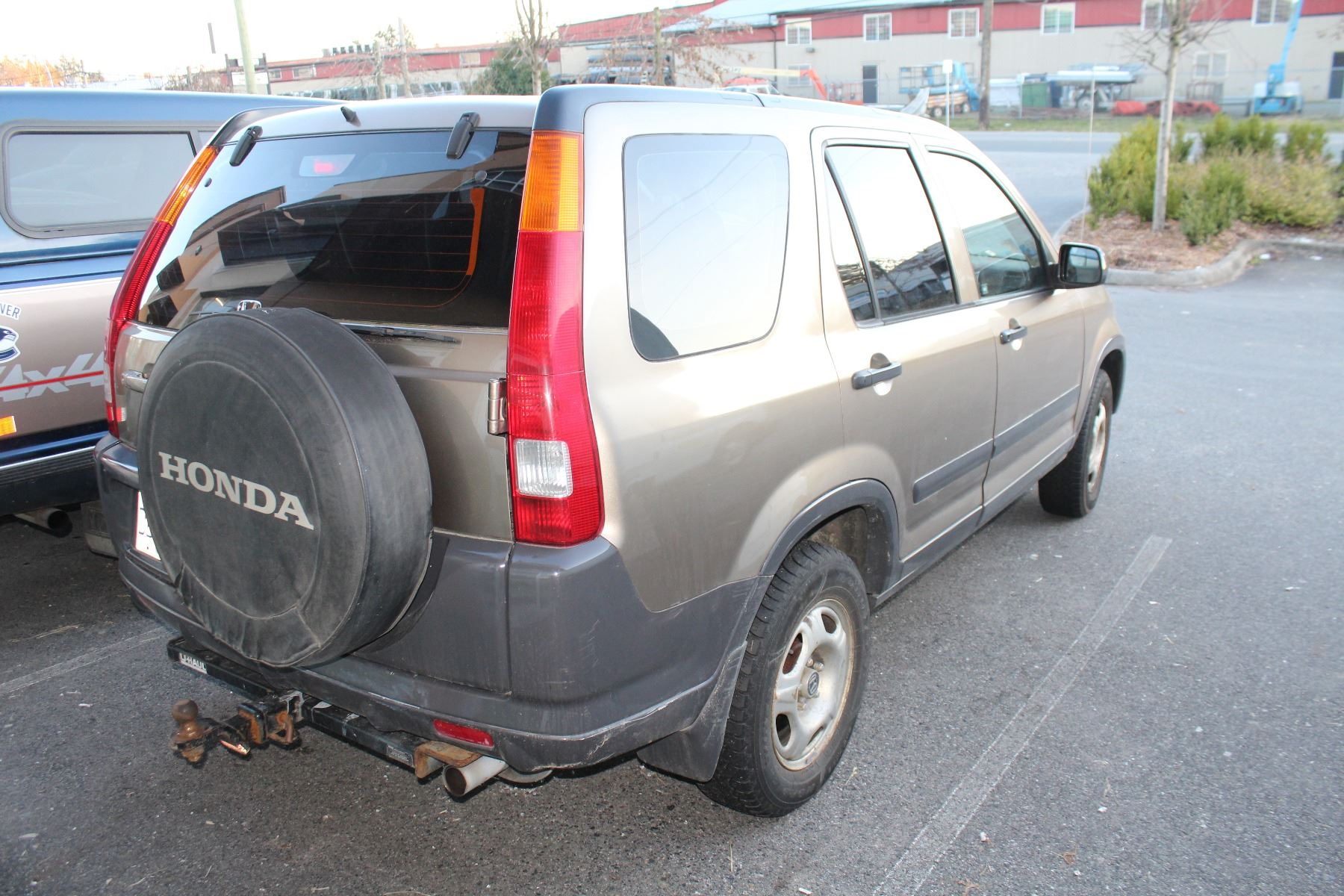 2003 Honda Crv 144000 Miles 2wd Automatic With Keys And Registration Cr V Image 5 4