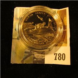 1993-P 50th Anniversary of WWII Commemorative Half Dollar, PROOF, value $15