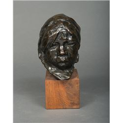 George Carlson -Collection of 4 Busts